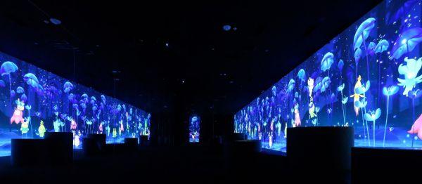 图:极米科技LightBox光影博物馆