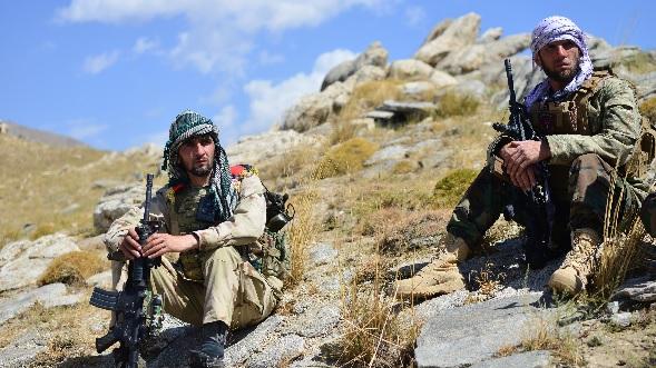 """西媒:塔利班攻势""""清空""""潘杰希尔谷地"""