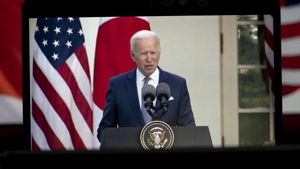 俄媒:白宫切断拜登新闻发布会讲话直播
