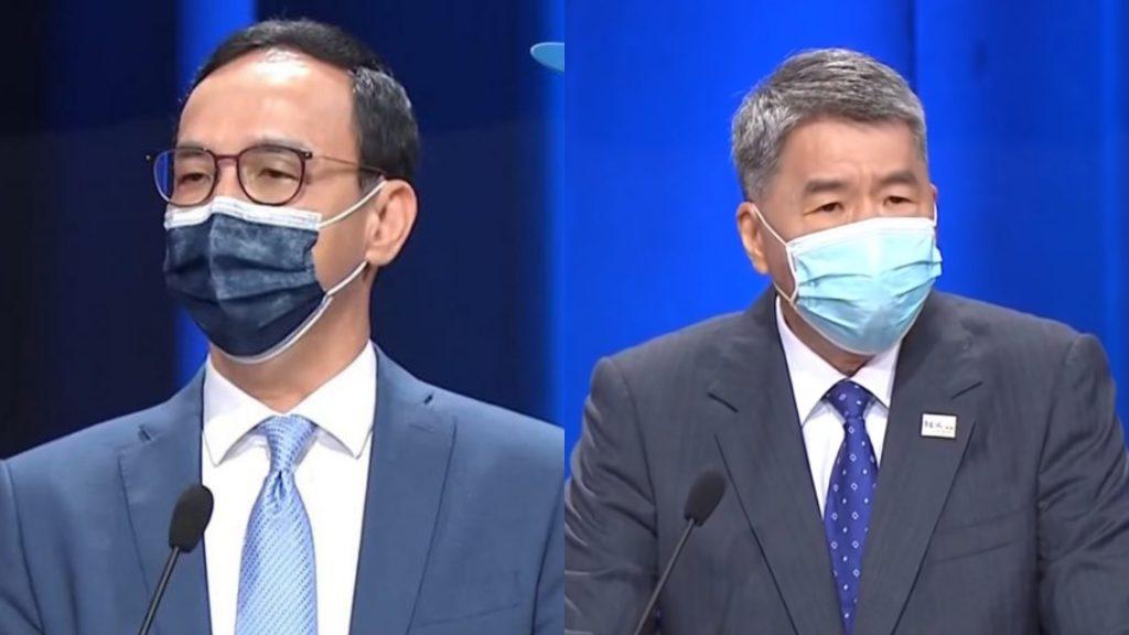 国民党主席选举再掀波澜:选情白热化 内讧公开化