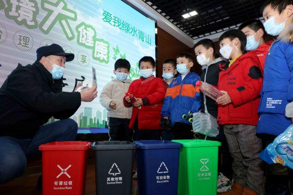 摩鑫官网平台外媒关注:中国加强塑料污染治理