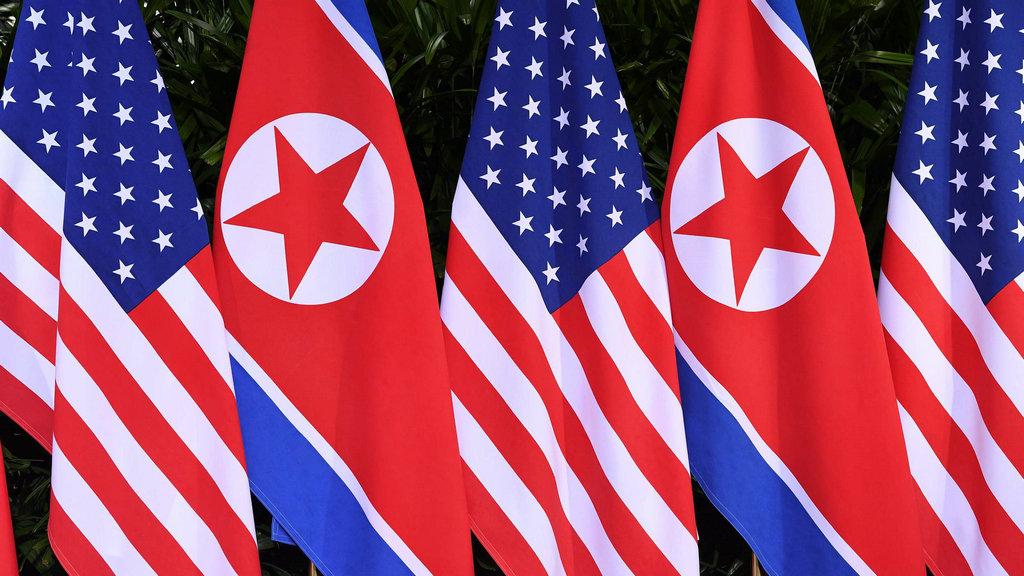 美就朝鲜试射导弹表态:仍致力于与朝接触