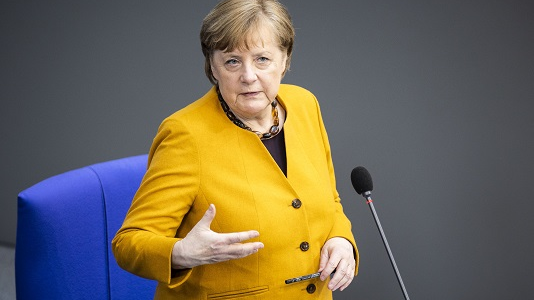 """西媒文章:德国大选将告别""""默克尔的稳定"""""""