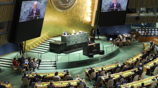 美媒介绍:联合国大会发言次序怎么排?