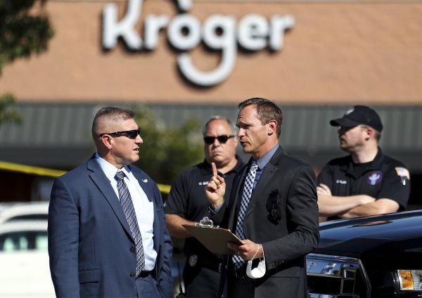 美国田纳西州发生枪击事件1死14伤 枪手开枪时有人躲冰箱里