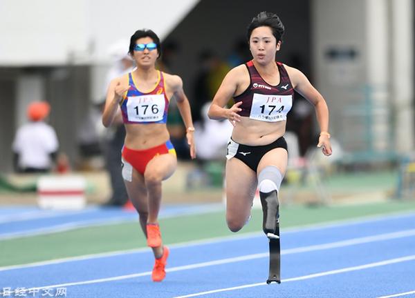 """假肢也有""""黑科技"""":残奥会装备技术有望造福广大残障人士"""