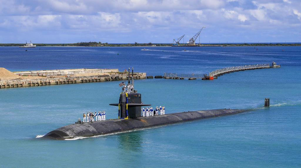 乔治·弗里德曼:潜艇交易背后的新军事联盟