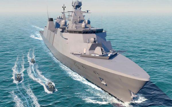 FFG Type 31 灵感级 Frigate RN CG 2021 9