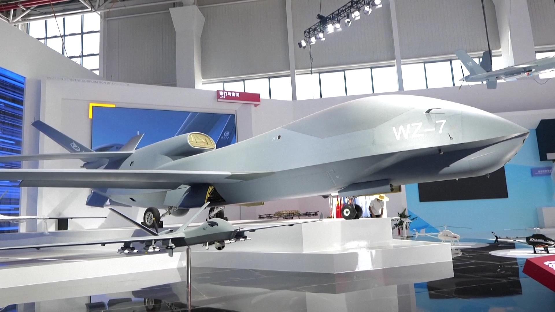日媒关注:中国新锐空军装备亮相珠海航展