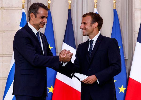 外媒报道:法国拿下希腊军事大单意味深长