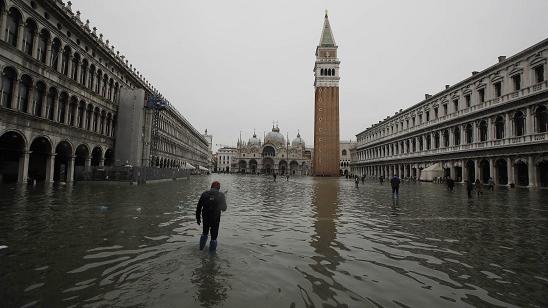 研究发现:全球海平面正快速升高