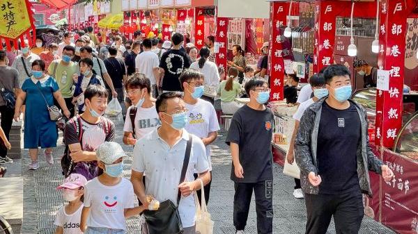"""媒体关注:中国国庆黄金周时兴""""微度假"""""""