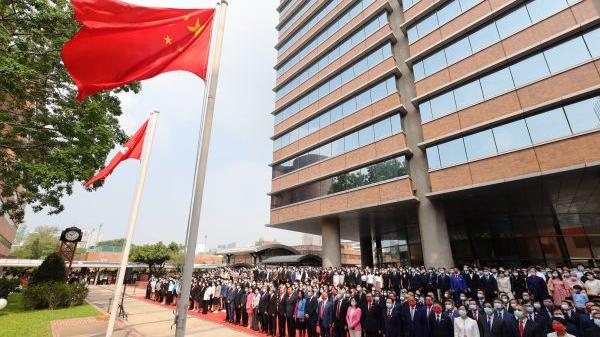 """俄媒述评:拨乱反正让香港找回""""好日子"""""""