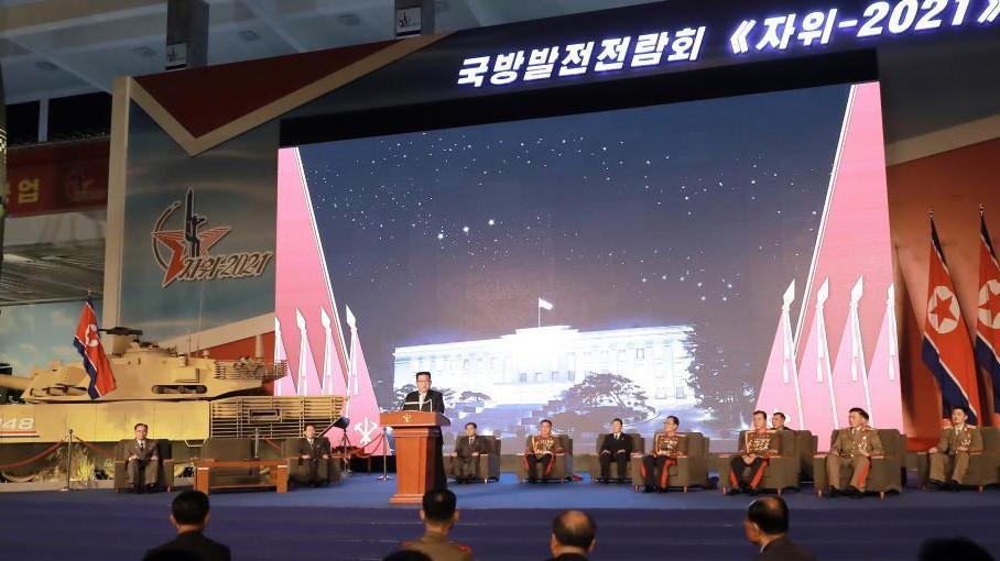 金正恩说美国不敌视朝鲜的信号令人难以信服