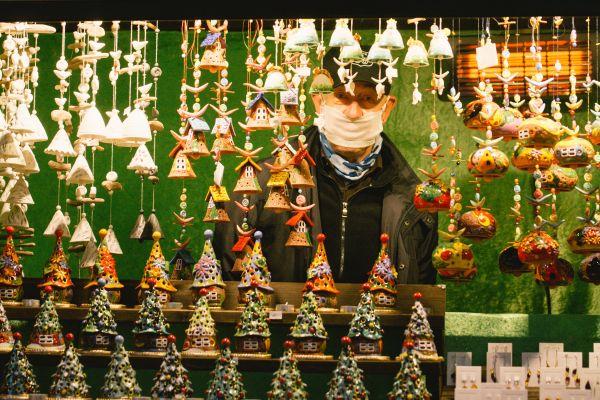 德媒:全球物流不畅或将影响德国圣诞消费