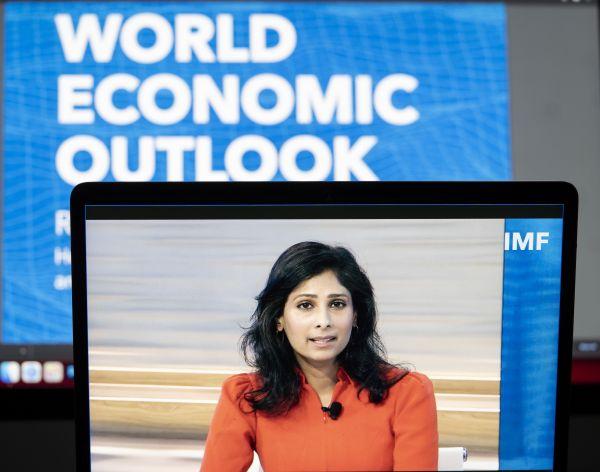 外媒:IMF下调今年全球经济增长预期至5.9%