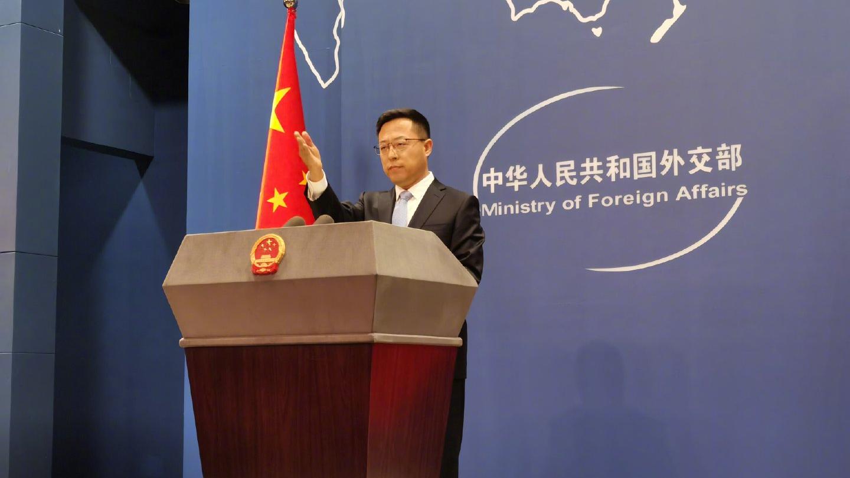 外交部:中方高度赞赏俄外长涉台表态