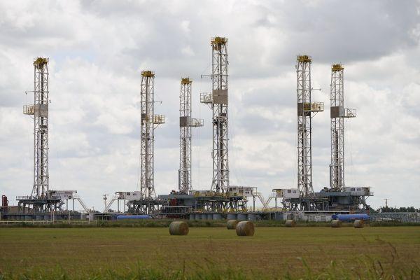 美国 石油 开采