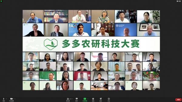 """在第二届""""多多农研科技大赛"""",来自全球的15支农研团队汇聚一堂,共同探索""""AI种番茄""""。"""
