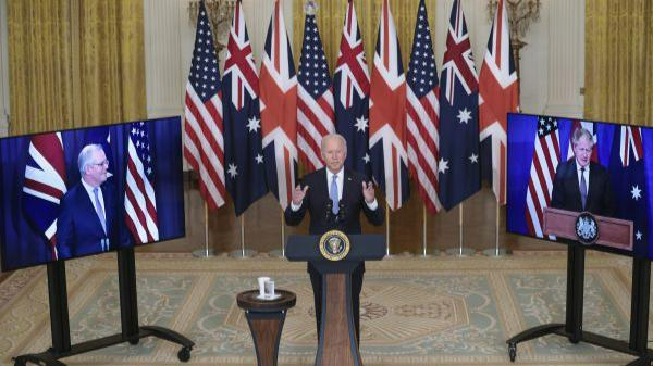 俄专家认为:澳英美联盟不会改变亚太格局
