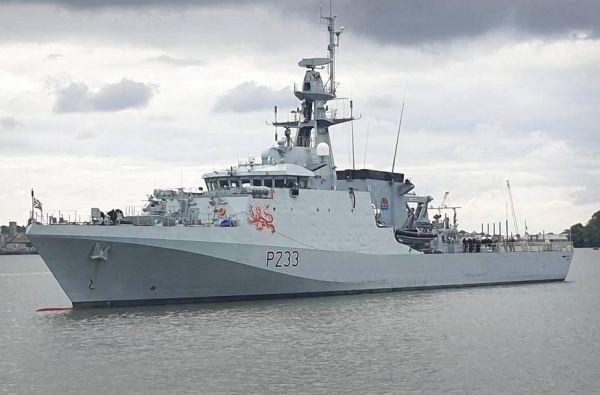 """英媒:近25年来首次 英军舰将在""""印太区域""""常态部署5到10年"""