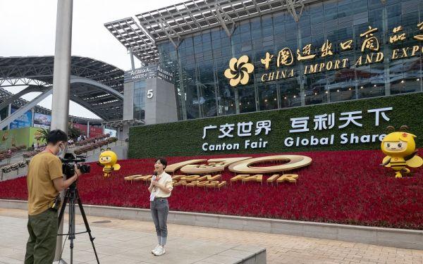 境外媒体关注:广交会疫后首次恢复线下展会