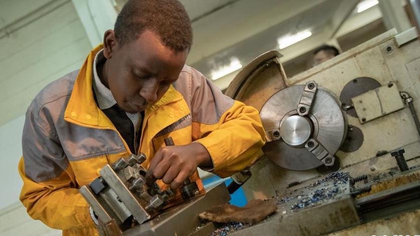 国际经济协会主席:经济增长要靠提高小微企业生产率