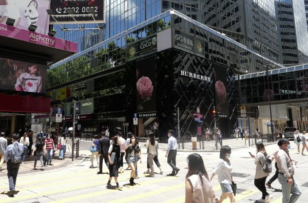 外媒关注:香港研究在立法中加入间谍罪