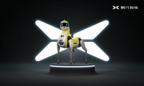 小鹏发布可骑乘智能机器马:能听懂口令 会自动避障