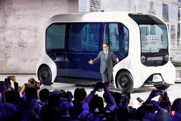 让先进技术造福老年人?日本拟扩大自动驾驶汽车使用范围