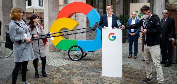不惜亏本抢占云服务市场:谷歌拟在德投资10亿欧元对抗亚马逊