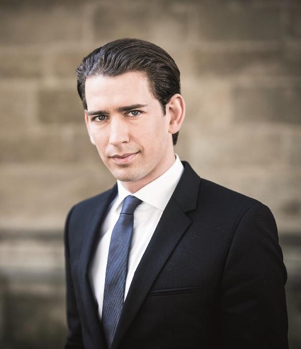 参考人物|奥地利前总理库尔茨:陨落的魅力政客