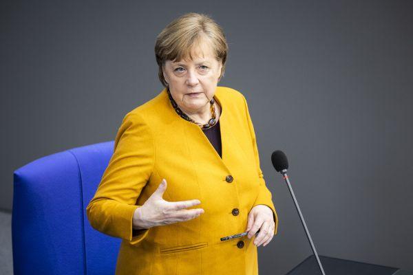 """外媒:即将离任之际,默克尔称欧盟""""令人关切"""""""
