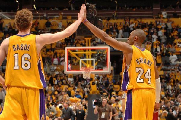 泪忆布莱恩特:NBA西班牙名将保罗·加索尔挂靴退役