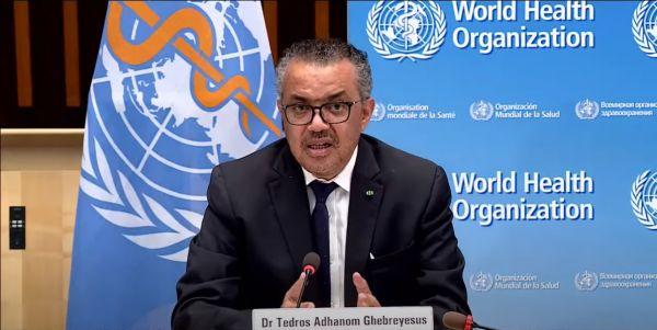 世卫组织设定全球接种目标:年底前达到40%