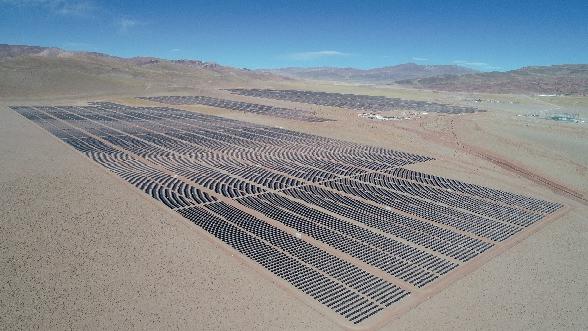 墨西哥媒体:中国引领拉美转向清洁能源