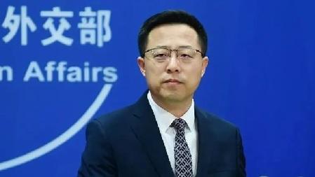 赵立坚:美国亚裔仇恨犯罪数字令人痛心