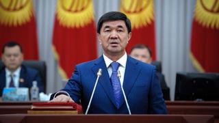 吉尔吉斯斯坦新政府宣誓就职
